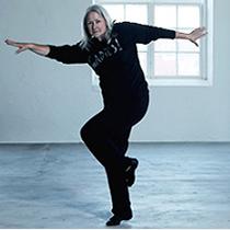 Anna Eljans dansa ledare