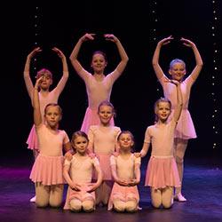 Dansa i Falun Balett