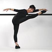 Deborah Dobson Kåge dansa ledare