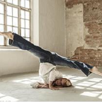 Marit Eriksson dansa ledare
