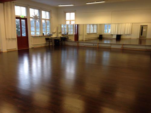 Dansa i Faluns studio 3