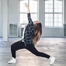 Victoria Nordgren dansa ledare