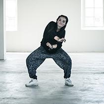 Ylva Rune dansa ledare