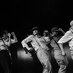 Dansa i Falun hip hop
