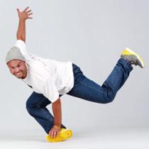 Marcus Larsson dansa ledare