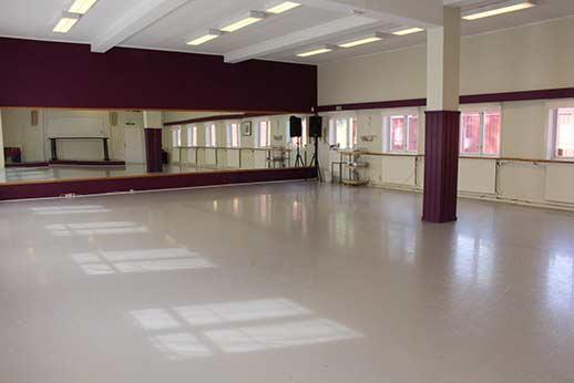 Dansa i Falun studio 1