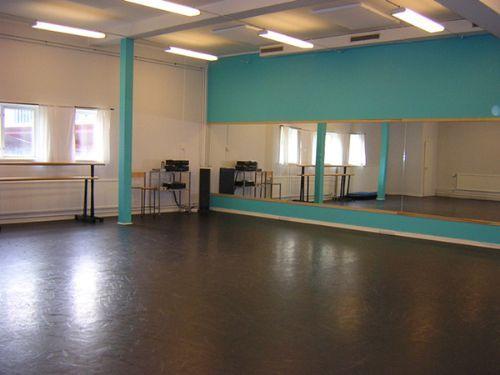Dansa! i Faluns studio 2