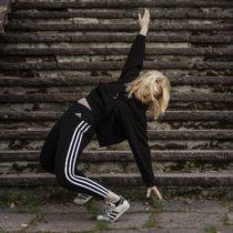 Ella Jondelius dansa ledare