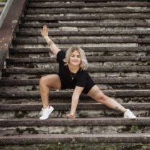 Olivia Ross dansa ledare